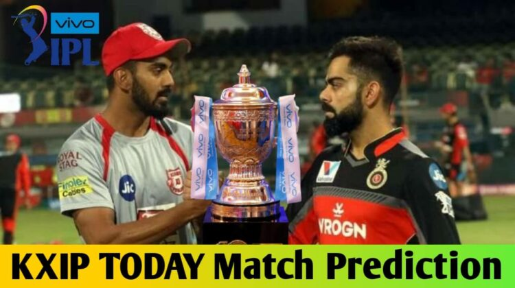 KXIP Today Match Prediction