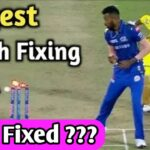Is IPL match fixed and scripted already ? Myth or Reality check Now