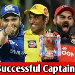 Most Successful Captain In IPL History | Top 5 captains in IPL
