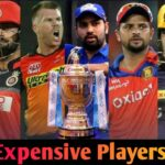 Most Expensive Player In IPL History | Top 10 Expensive Player In IPL